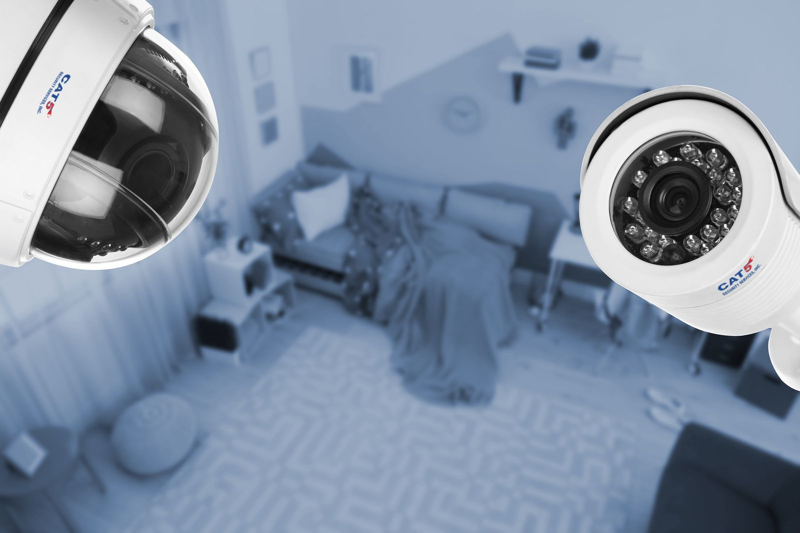 cctv modern room
